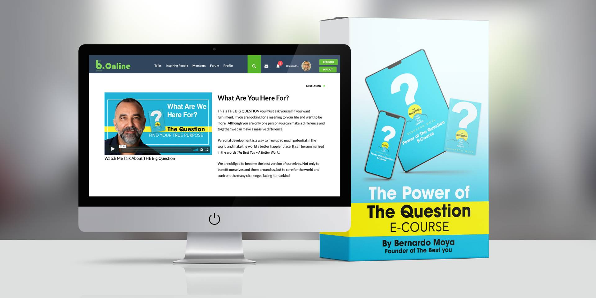 The Power of the Question E-course