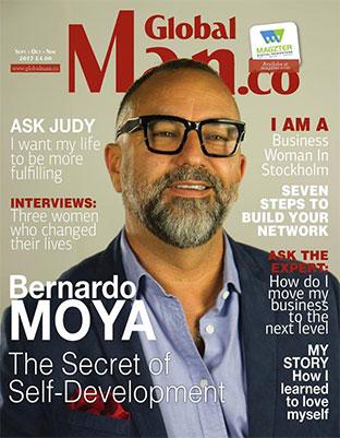 Global Man.co Bernardo Moya